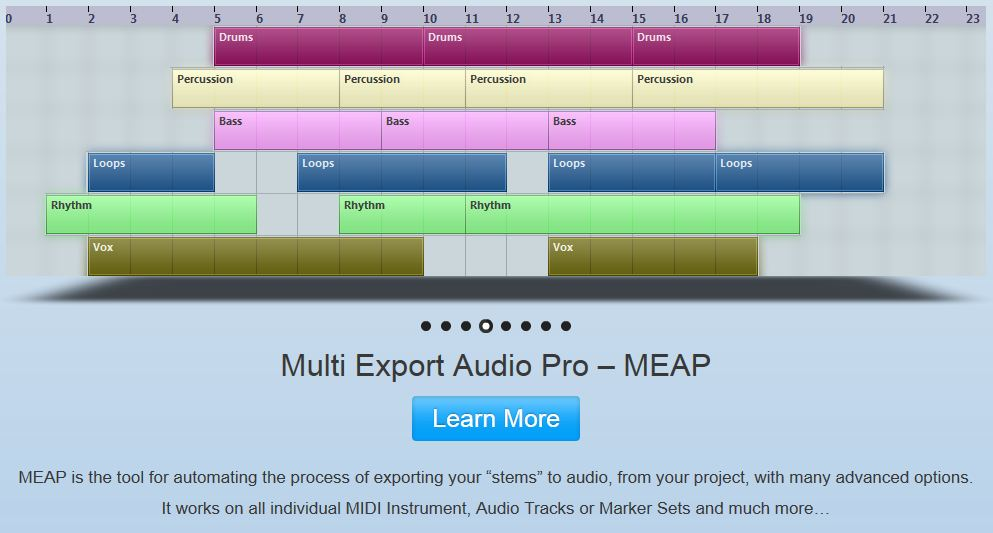 New MEAP Site June 2012